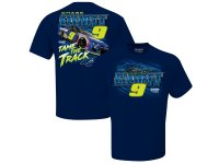 """Preorder"" Chase Elliott #9 NAPA Darlington Throwback T-Shirt"