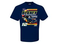 Ryan Blaney #12 Menards Darlington Throwback T-Shirt
